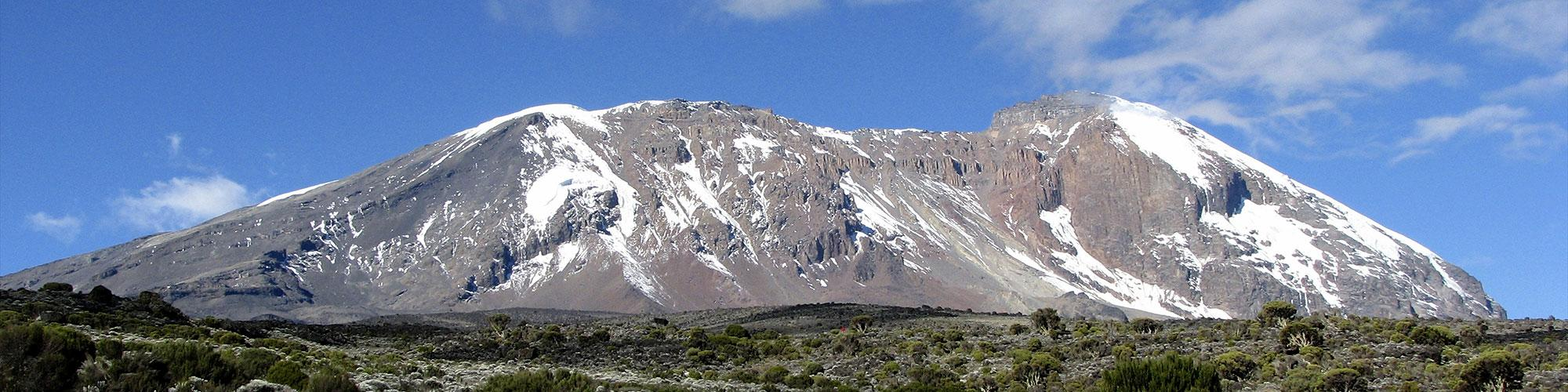 Mt. Kilimanjaro - The Machame Route