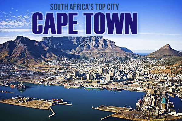 Cape Town - South Africa's Top City